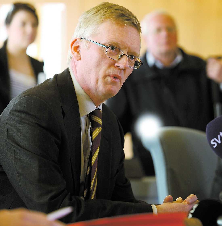 Rådman Tomas Norström anklagades för jäv i Pirate Bay-rättegången.