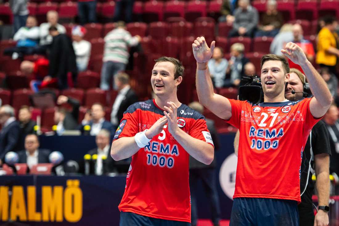 Norge får möta Kroatien i semifinal
