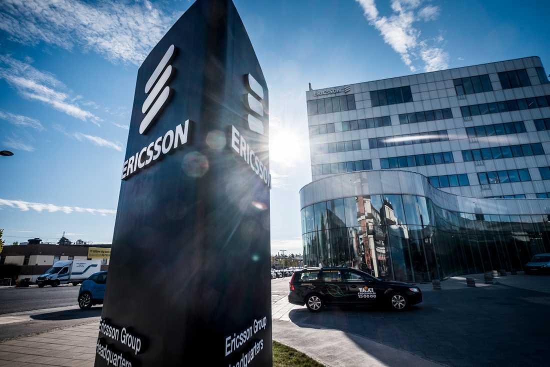 Ericsson befinner sig i djup kris – nyligen stod det klart att 3000 tjänster försvinner från bolaget.