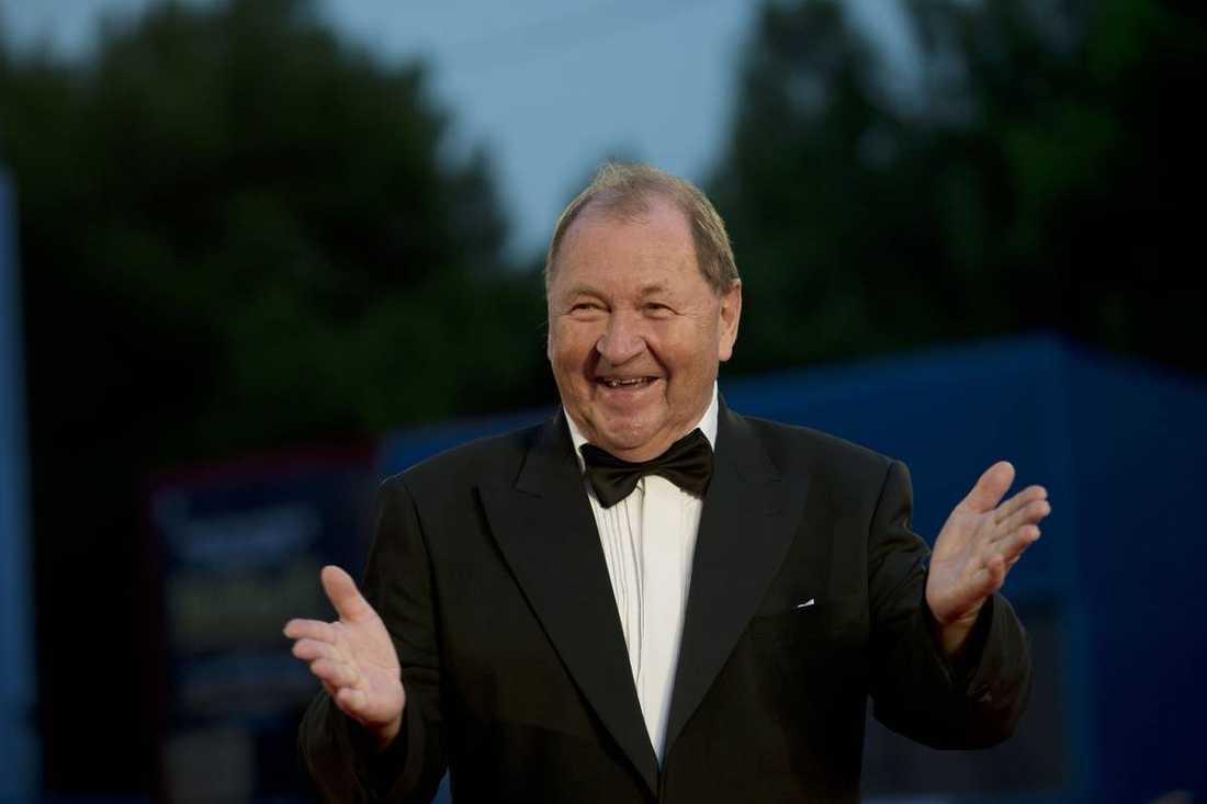 Roy Andersson vann Guldlejonet.