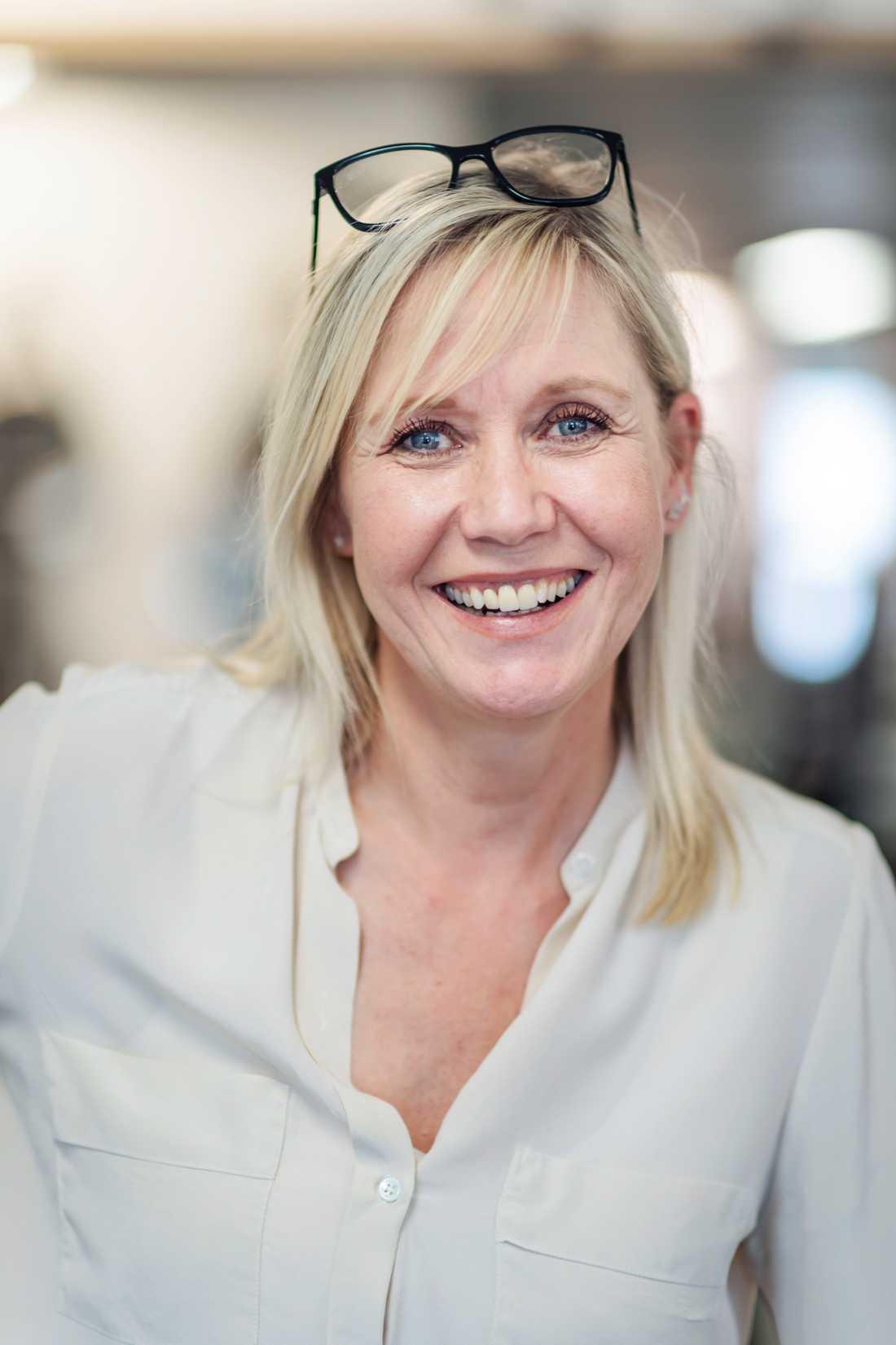 Stylisten Ann Holm.