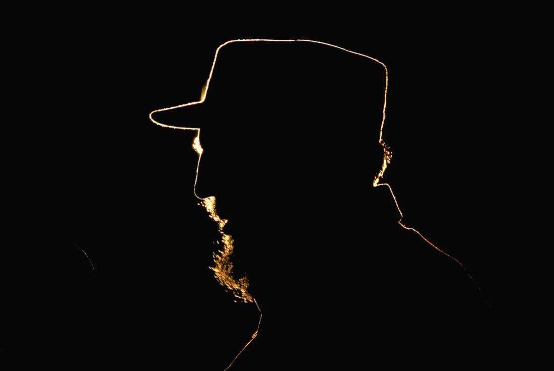 Fidel Castro (1926-2016).