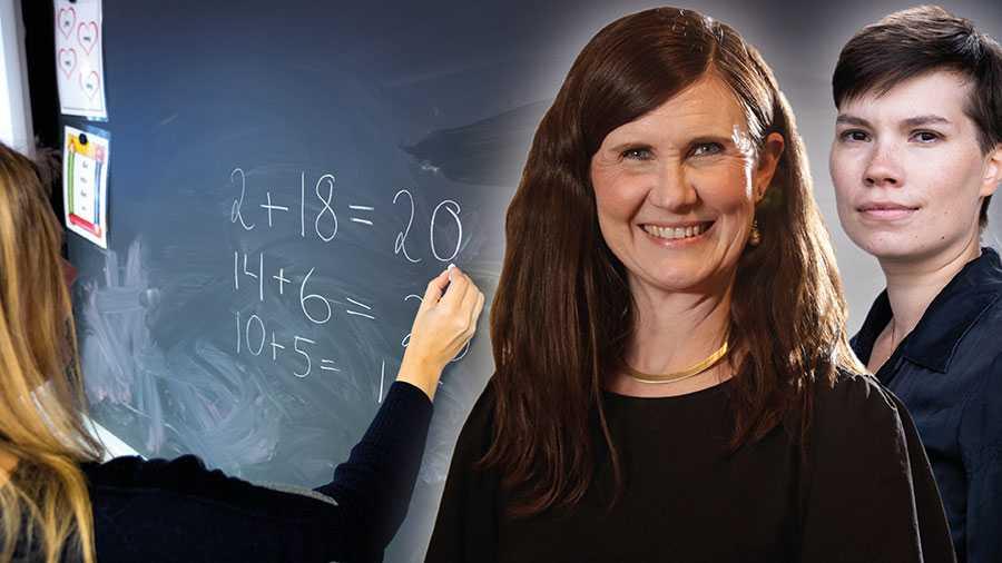 Den svenska marknadsskolan är unik i världen. Det är inget att vara stolt över. Inte heller att 95,8 procent av kommunerna skär ner i sina skolbudgetar, skriver Märta Stenevi och Annika Hirvonen, MP.