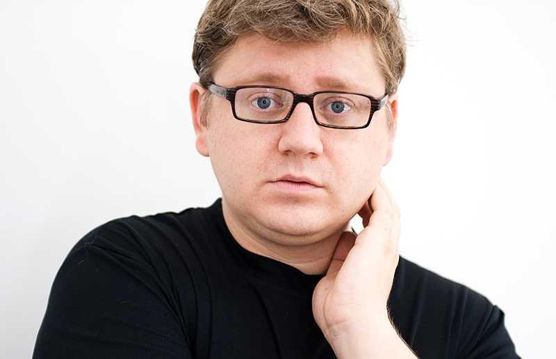 Leif Holmstrand (född 1972). Foto: Foto: Kennet Ruona