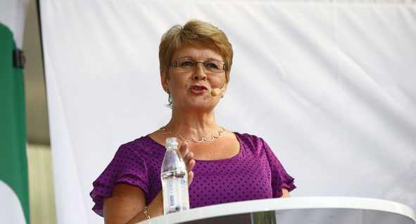 Ungdomsförbundet hade höga förväntningar på Centerns partiledare Maud Olofsson, dag tre av Almedalsveckan. Nu hoppas man på en reformering av Lagen om Anställningsskydd, Las.