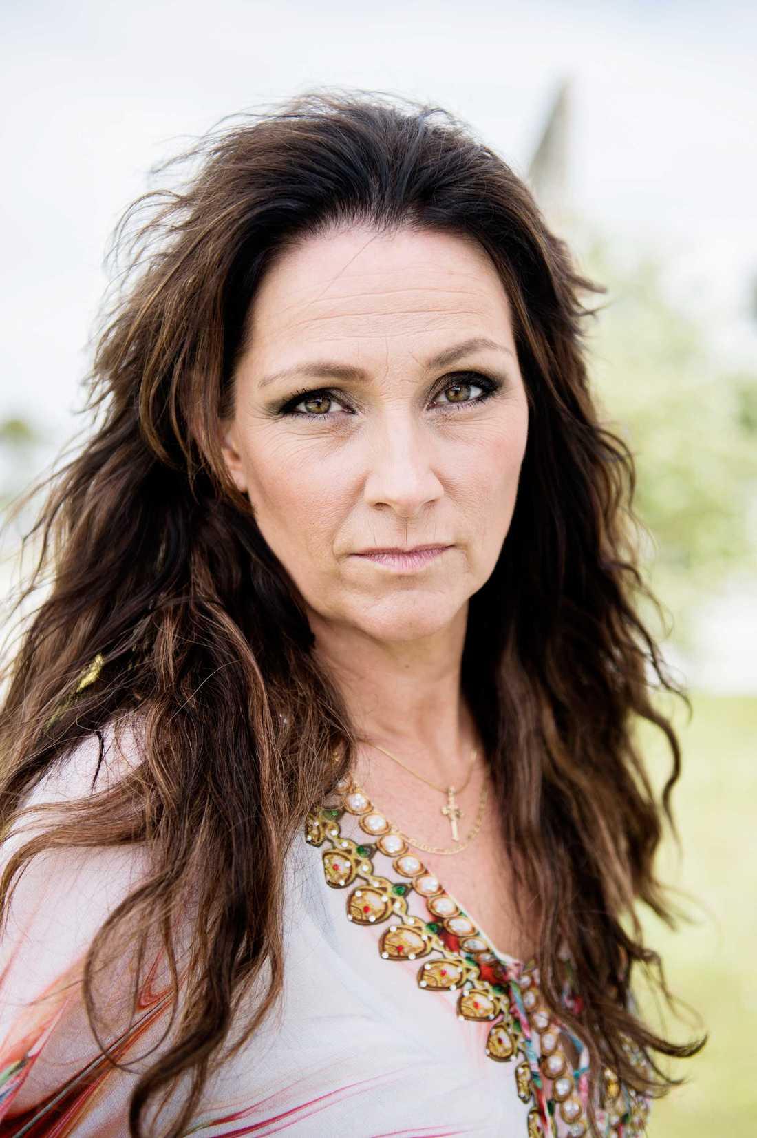 Jenny Berggren.