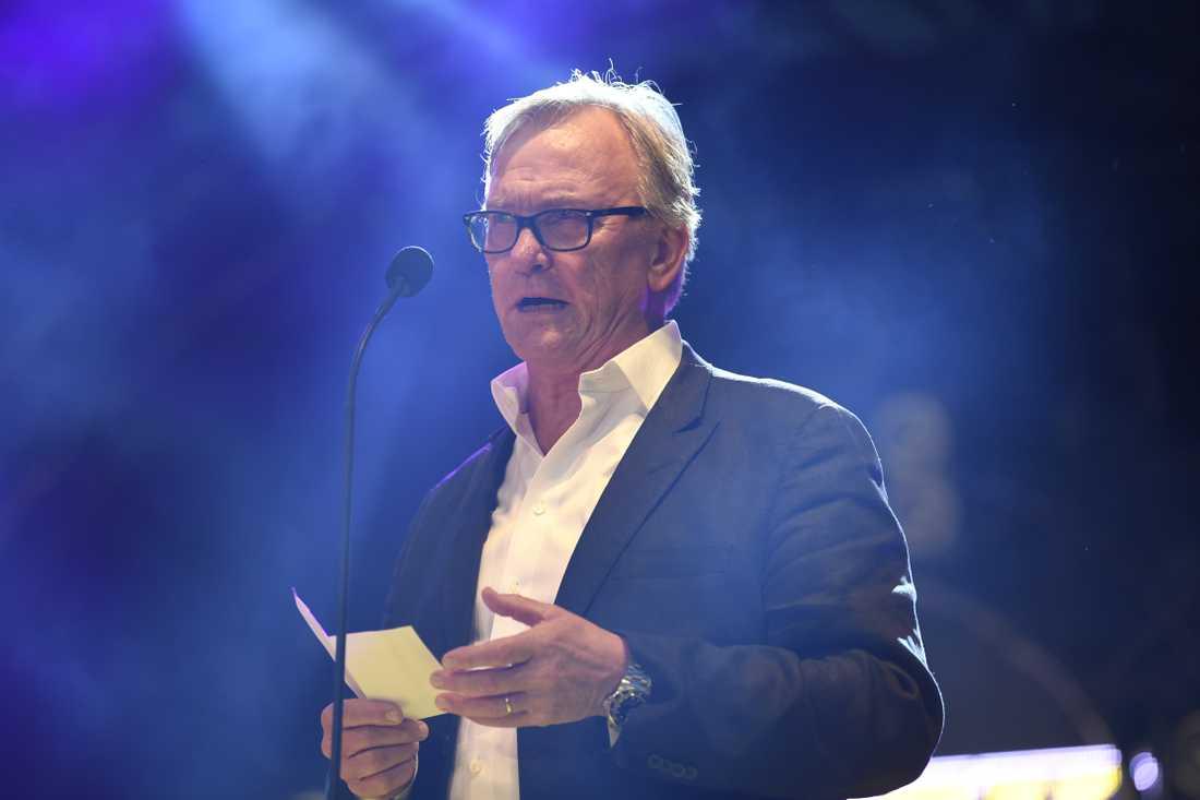 Klas Bergling.