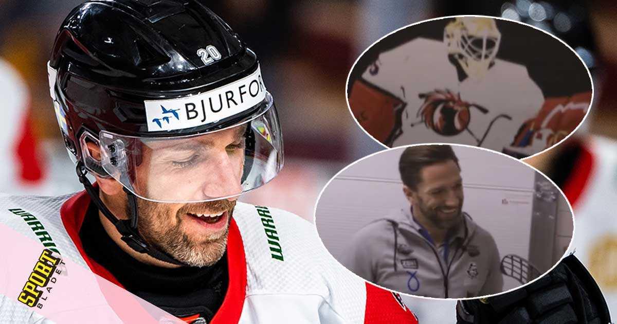 Sonen pekar ut Lundqvists svaghet