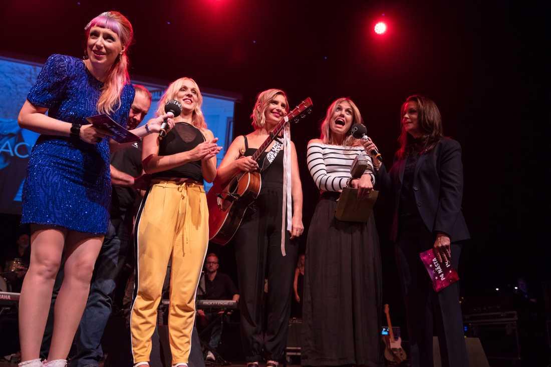 Bandet Spring City vann P4 Nästa.