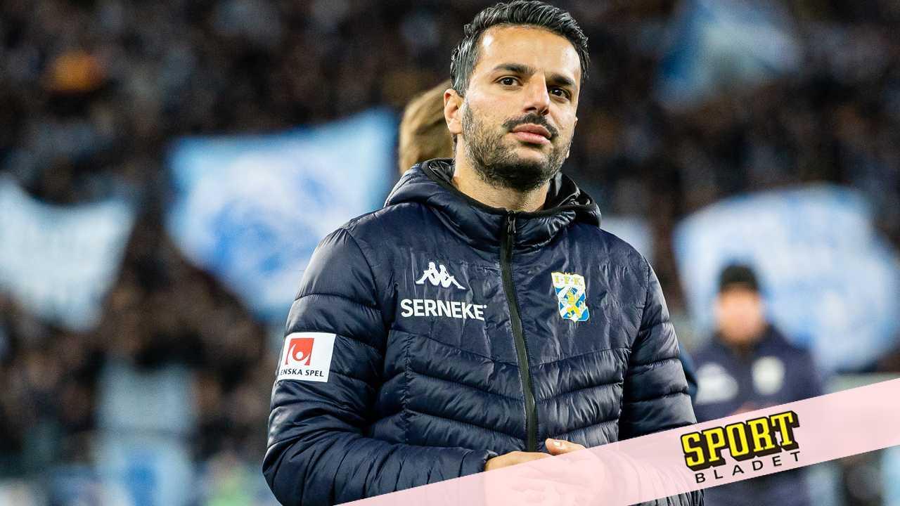 "IFK Göteborg: Poya Asbaghi: ""Jag bryr mig inte ett skit"""