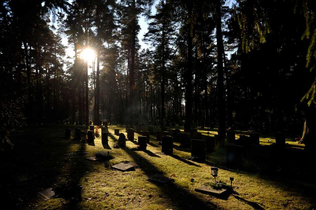 Coronakrisen tvingar oss att tänka på döden.