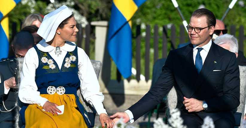 Victoria och Daniel bygger sommarhus i Stockholm