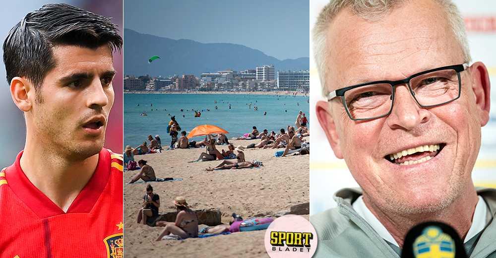 """Fotbolls-EM: Piken till Spanien: """"Gjort det sedan 60-talet"""""""