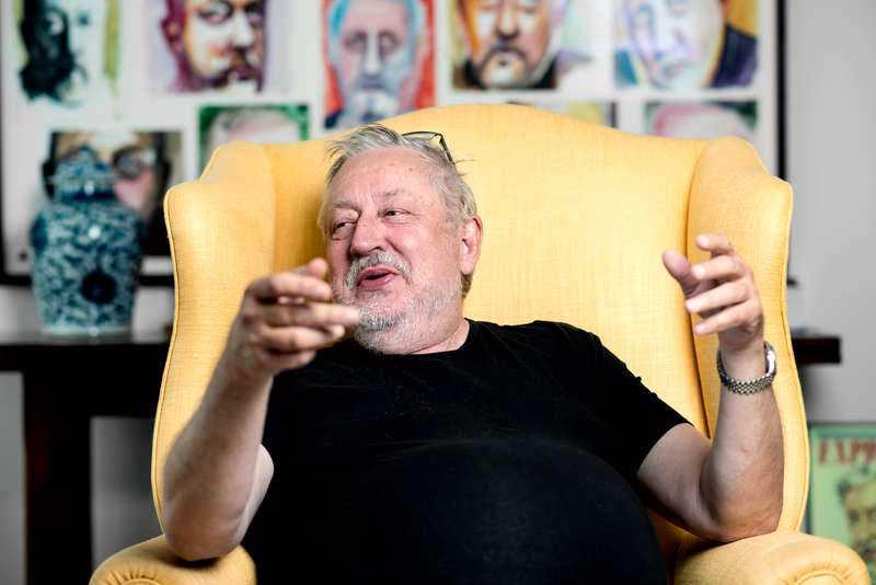 Leif GW Persson.