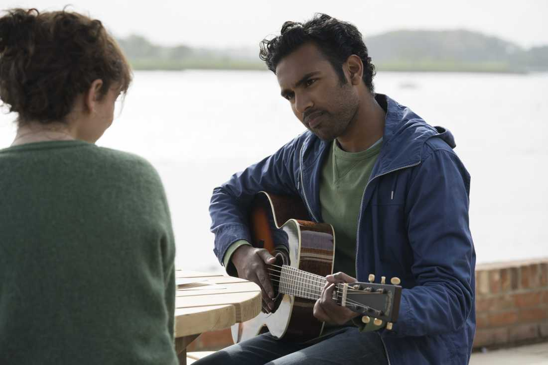 """""""Yesterday"""" med Himesh Patel i huvudrollen."""