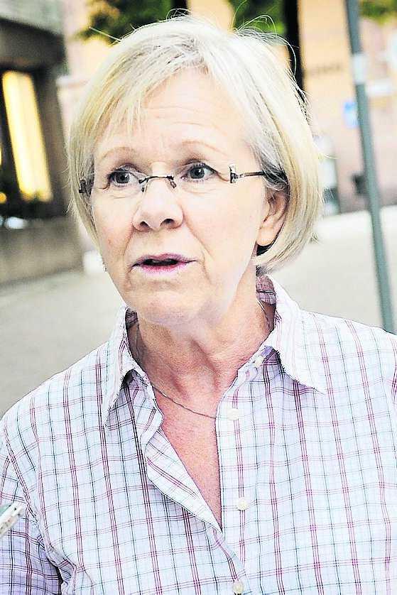 """""""AVSÄG ER UPPDRAGEN"""" LO:s ordförande Wanja Lundby Wedin ser inga förmildrande omständigheter i händelsen."""
