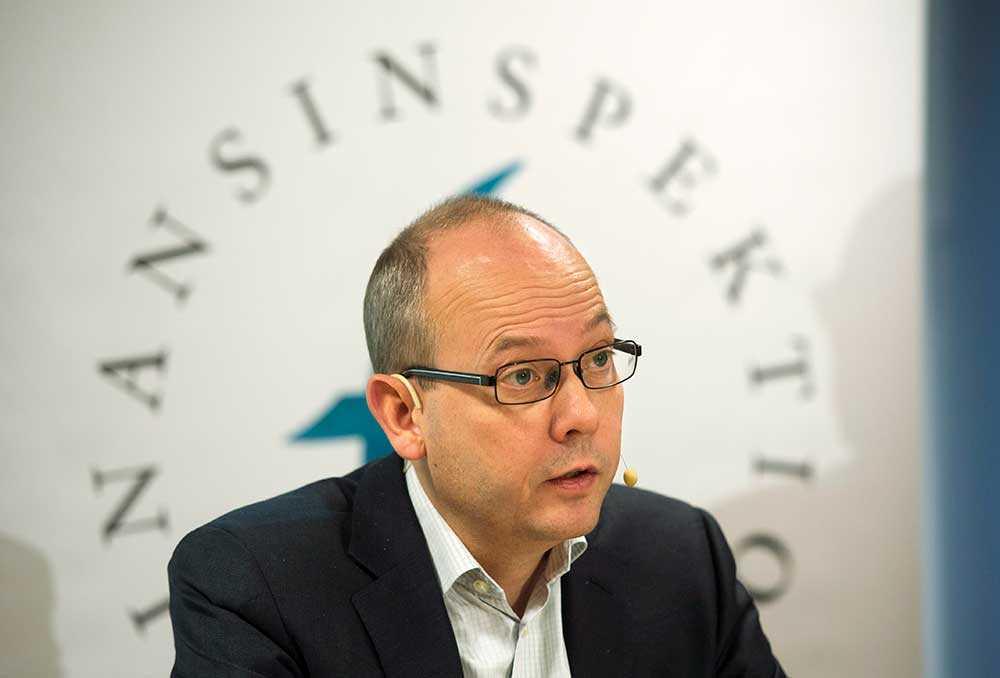 Vill dumpa avdraget Finansinspektionens generaldirektör Martin Andersson tycker det är dags att göra sig av med ränteavdraget.