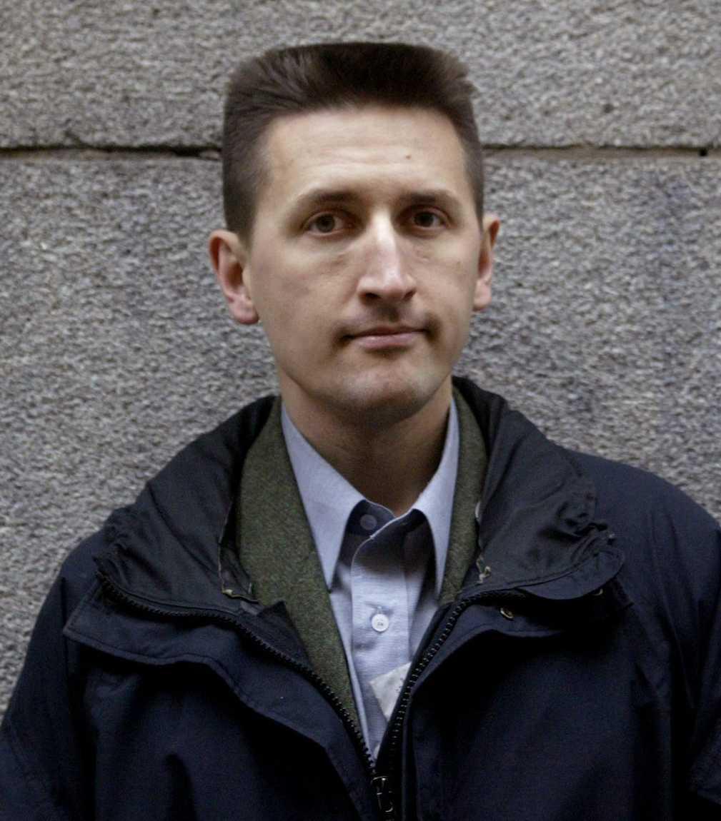 Lars Gyllenhaal, militärhistorisk skribent som är specialiserad på Ryssland