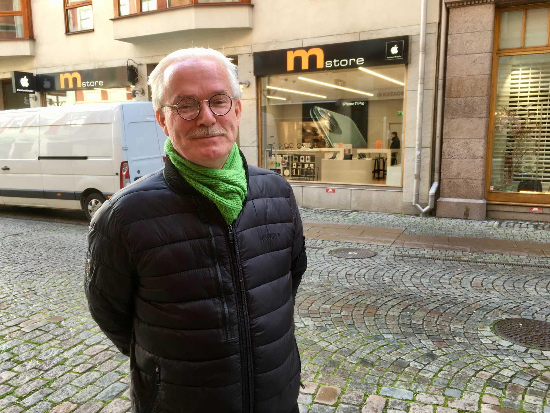 Jörgen Larsson.