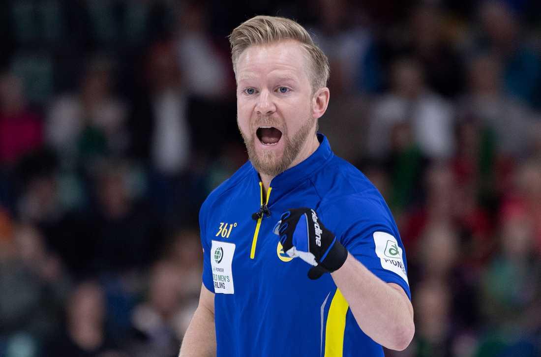 Niklas Edin.