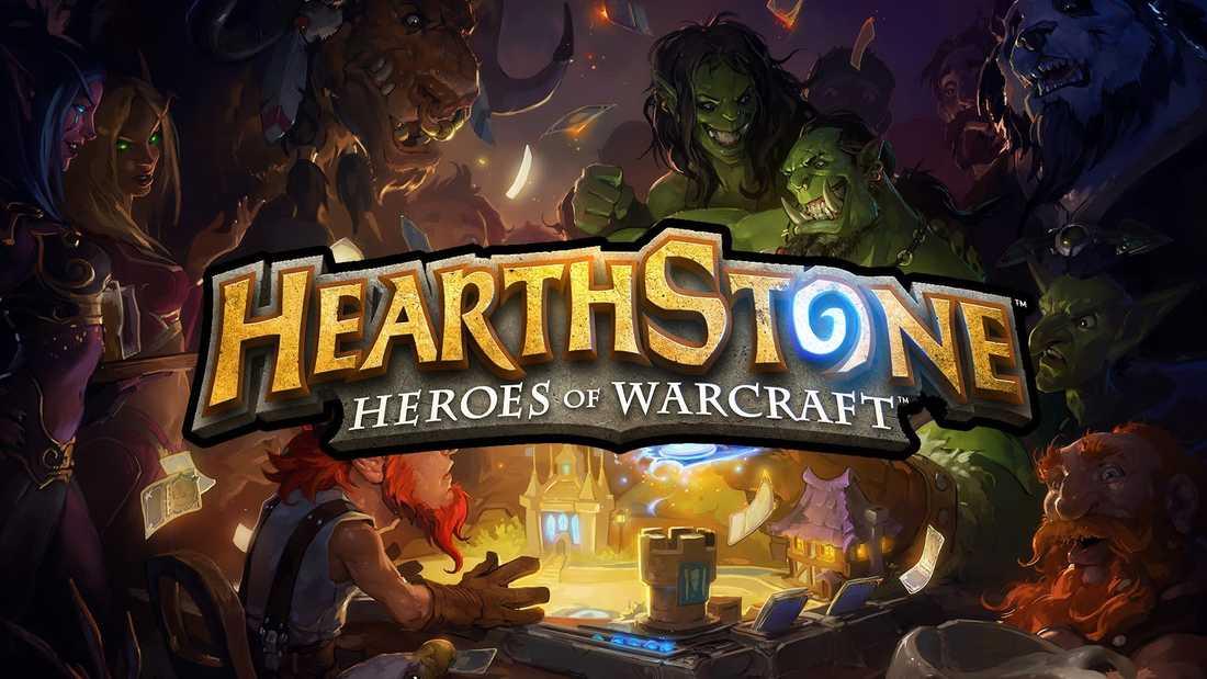 """""""Hearthstone"""" har lockat miljontals spelare de senaste sju åren."""
