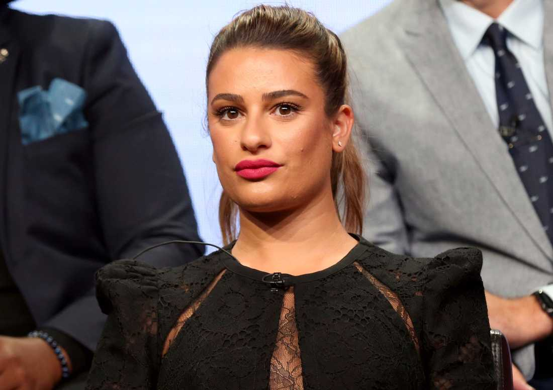 Lea Michele är fångad i en storm av kritik från före detta kollegor.
