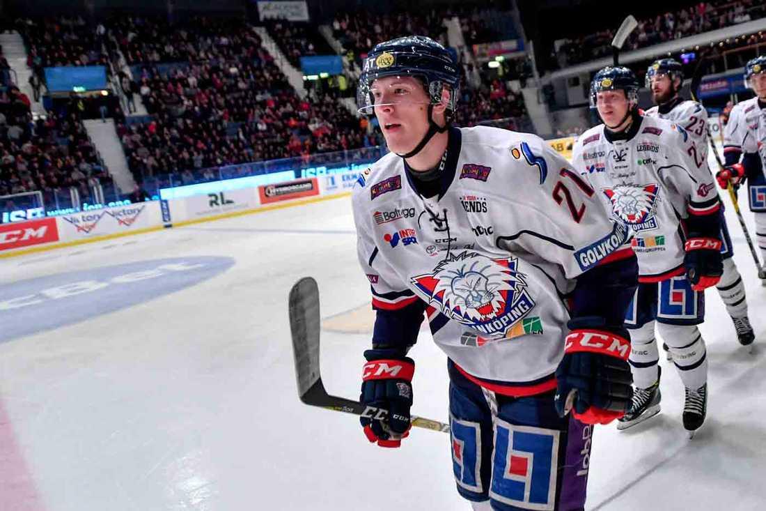 Emil Sylvegård.