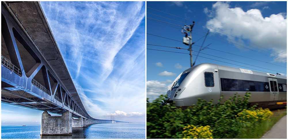 I sommar kan du ta snabbtåget till Köpenhamn.