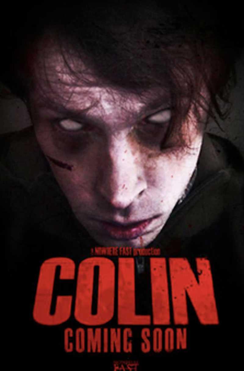 """Filmen """"Colin"""" hyllades i Cannes nyligen. Budgeten på 550 kronor."""