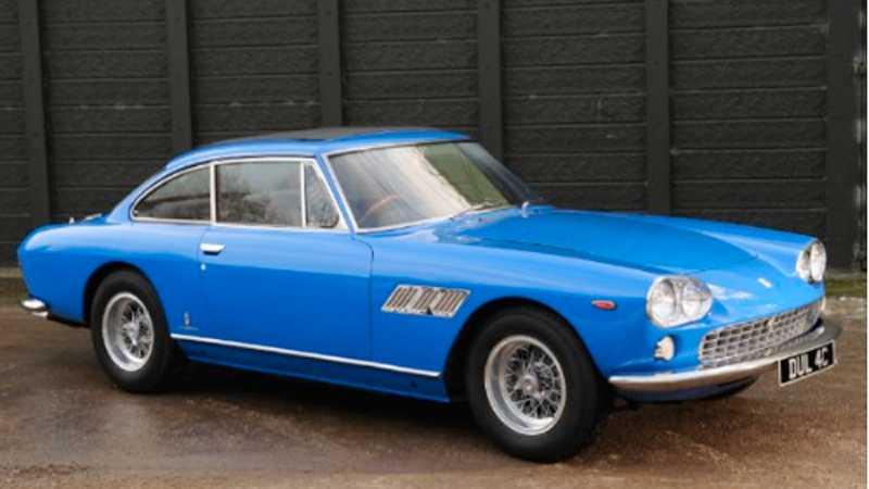 John Lennons Ferrari 330 GT från 1965 är till salu.