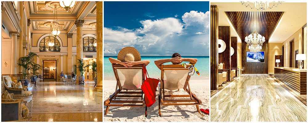 Checka in på lyxhotell i Hurghada om du vill bo fint utan att ruinera dig.