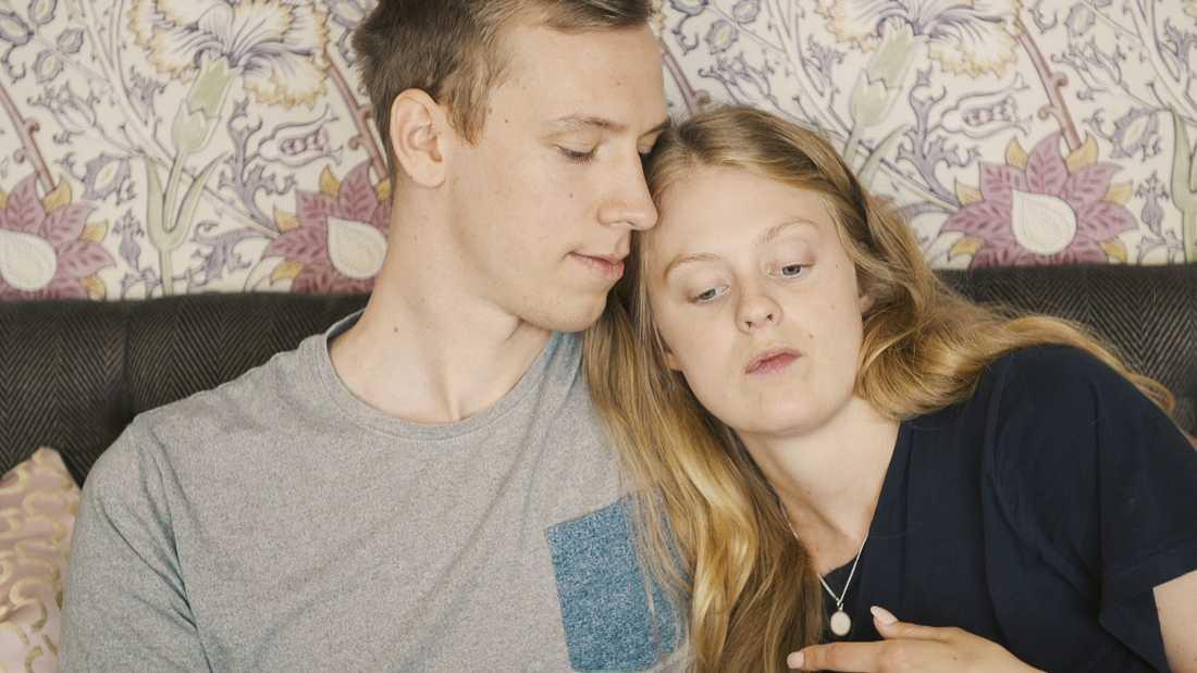 Anton och Sofia.