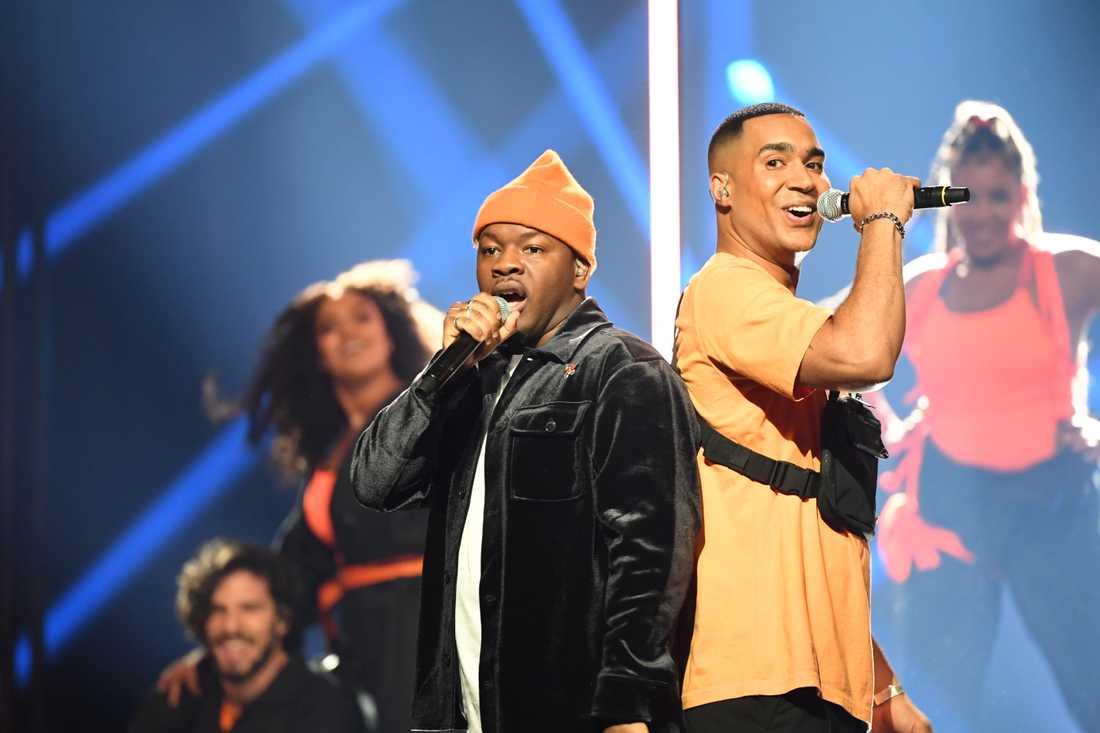 Hiphop brukar av någon anledning inte gå hem i Melodifestivalen, vilket duon OVÖ blev varse.