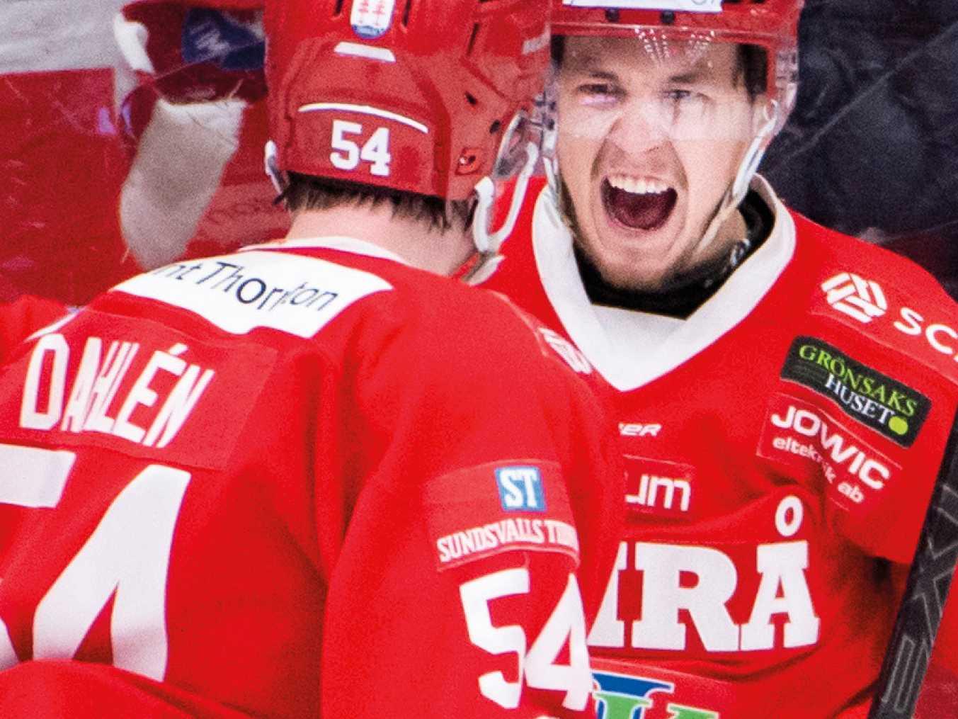 Dahlén hjälte igen för Timrå