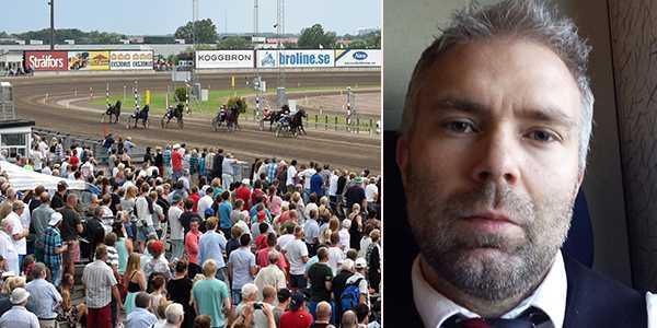 Trav365:s Andreas Örtengren liverapporterar från V75 på Solvalla.