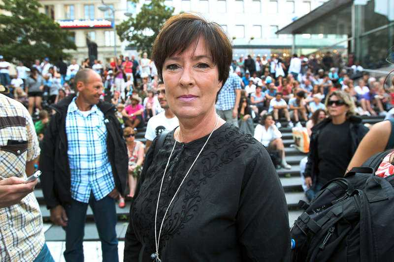 Mona Sahlin har också känt på politikerhatet.