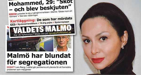 Det viktigaste för oss nu är inte att se bakåt, utan framåt. De största problemen med situationen som råder i Malmö är den stora tillgången till vapen och narkotika, skriver Bahareh Mohammadi Andersson.