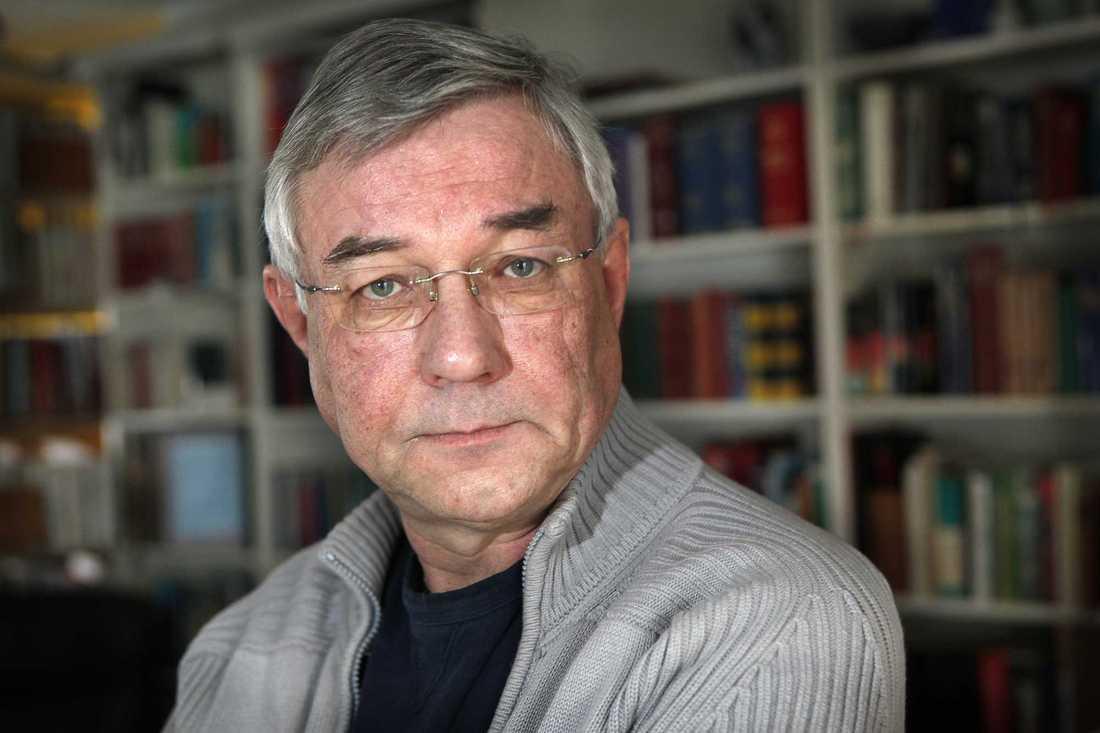 Ulf Åsgård, psykiatriker och gärningsmannaprofilerare.
