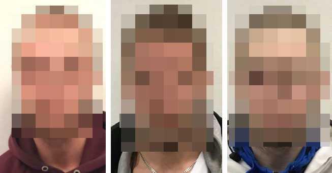 Tre män döms för mord respektive medhjälp till mord.