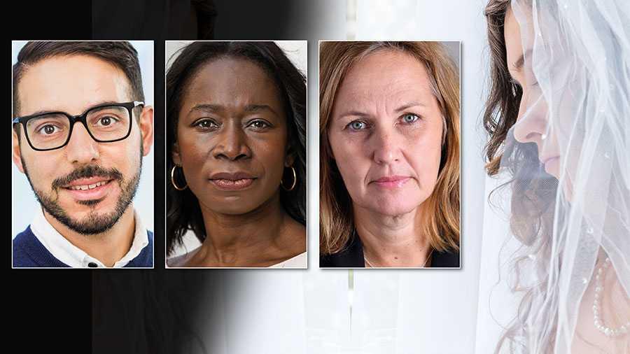 Kusinäktenskapen stärker klanerna och hedersförtrycket. Varför är frågan att stoppa dem så känslig för regeringen? Liberalerna kräver ett rakt svar i dag, när statsministern kommer till riksdagen, skriver Nyamko Sabuni, Robert Hannah och Juno Blom.