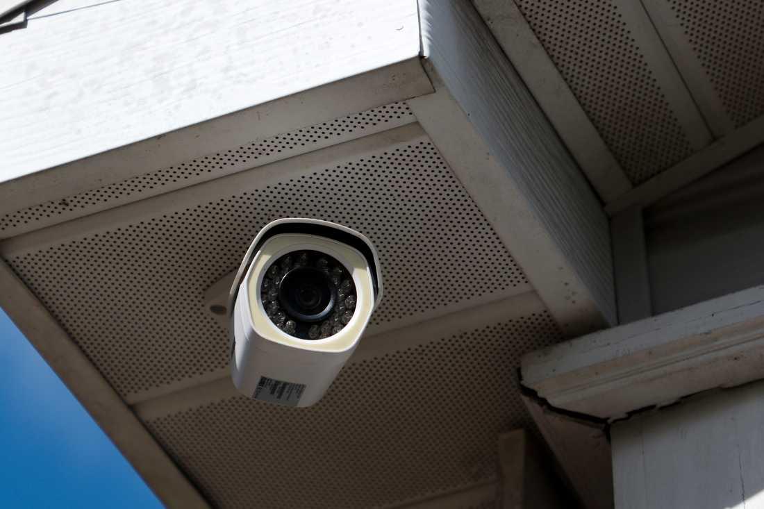 San Fransisco är på väg att bli den första staden i USA som förbjuder lokala myndigheter från att använda teknik för ansiktsigenkänning i övervakningskameror. Arkivbild.