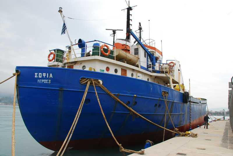 Ship to Gaza.