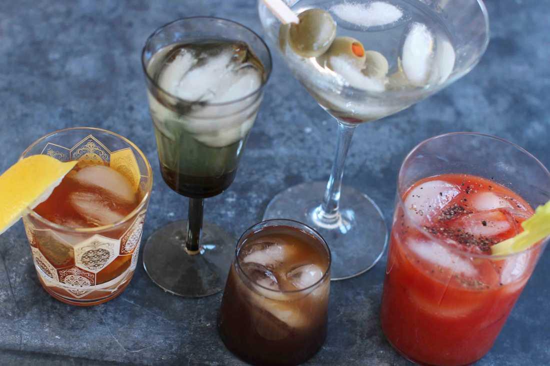 Camparigruppens tillväxt ökar till stor del på grund av ökad efterfrågan på aperitifen Aperol. Arkivbild.