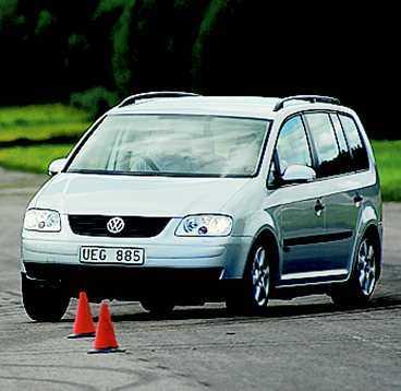 VW Touran Ecofuel Kommer: april. Flexifuel till praktiska familjebussen. I övrigt är Touran föga spännande.