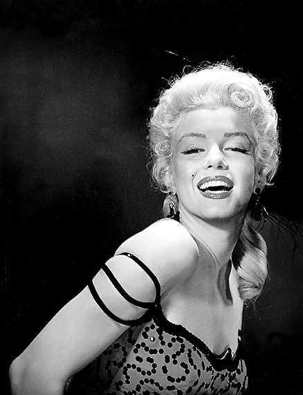 Marilyn Monroe - värd 9700000 kronor.