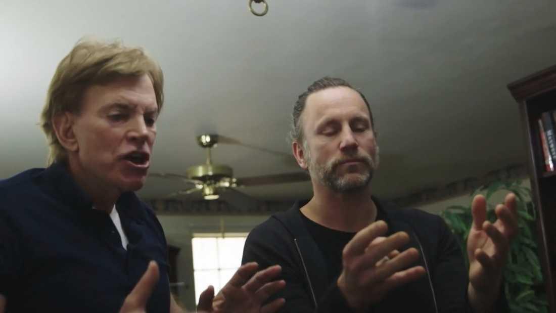 David Duke och Peter Jihde