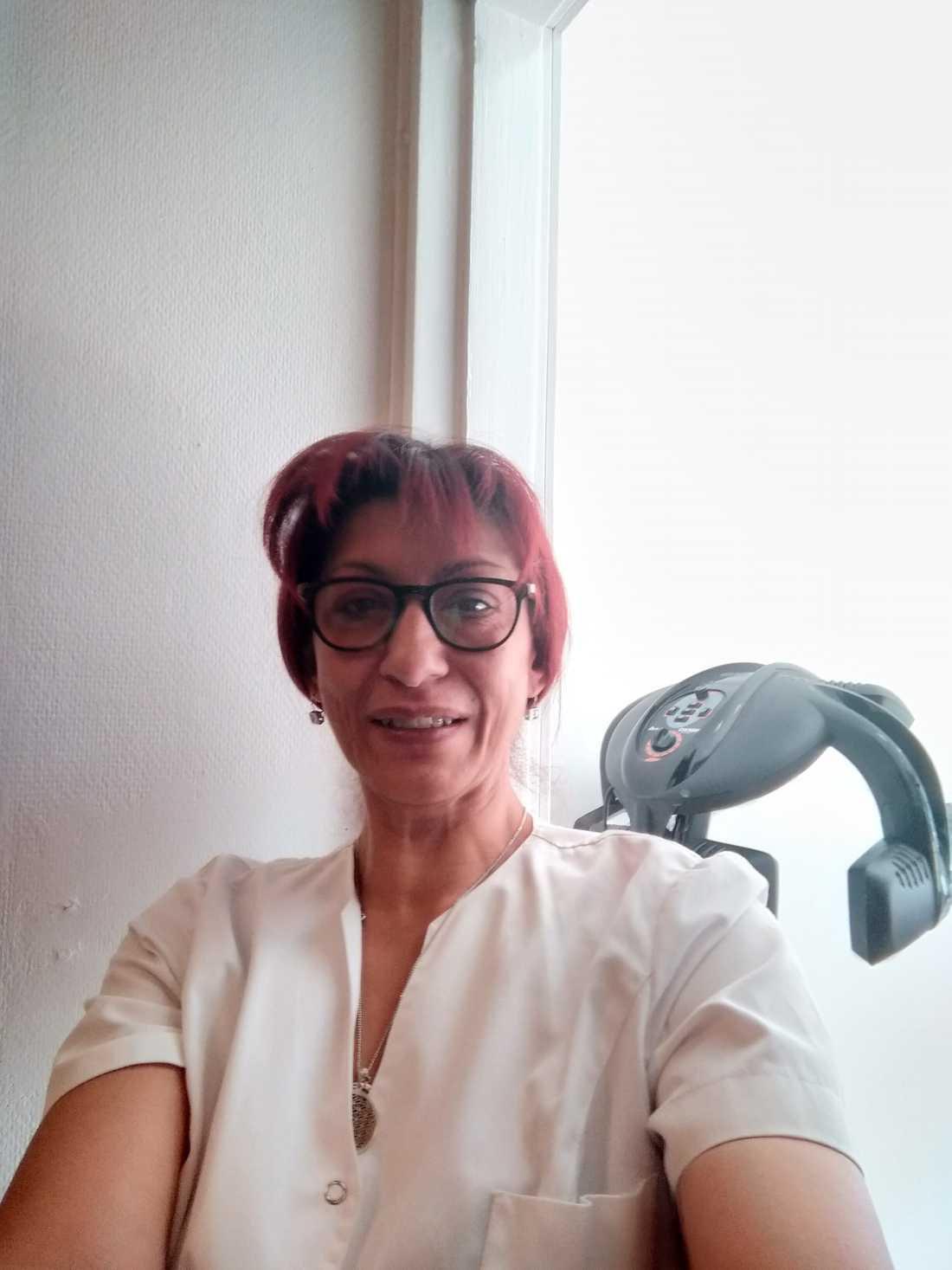 Christina, 51.