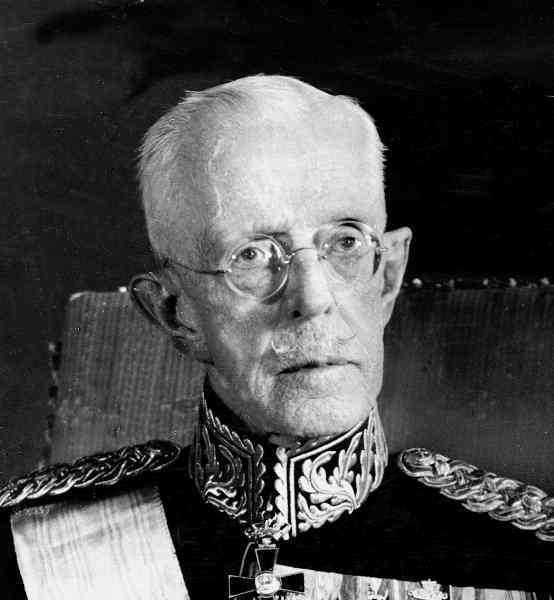 Gustav V, 1858-1950.