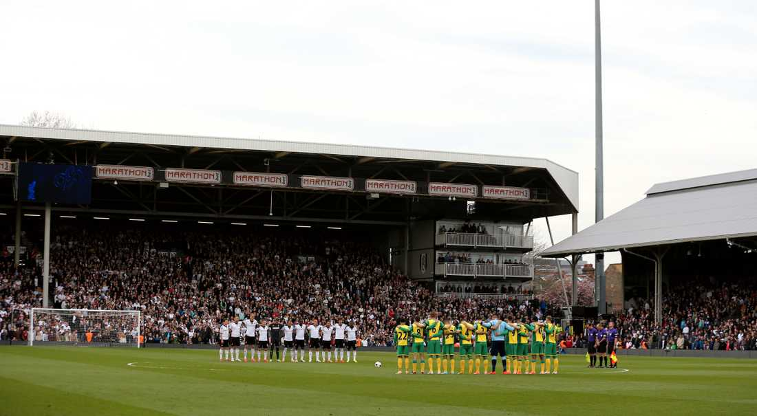 Fulham-Norwich.