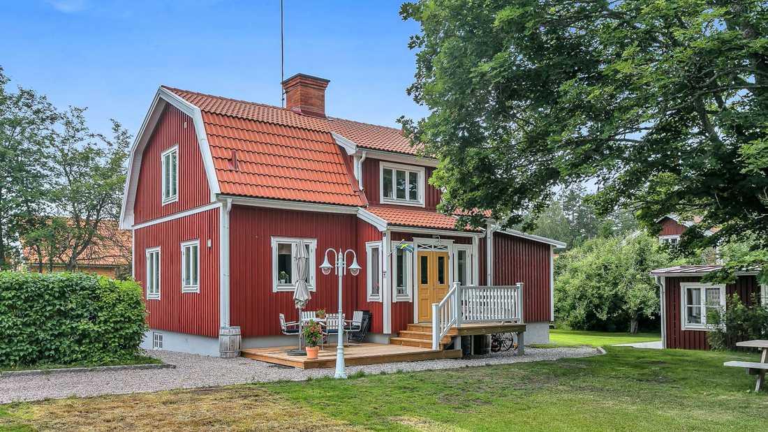 Gripensvärdsvägen, Järlåsa.